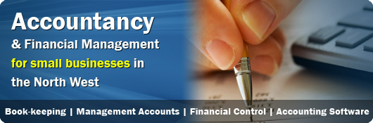 Accountancy & Financial Management for small businesses in the North West